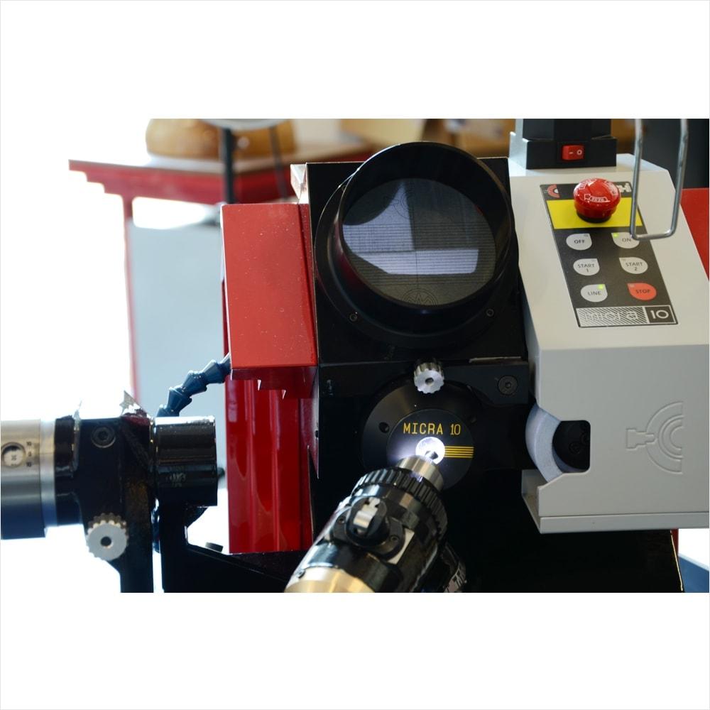 小径ドリル研磨機 マイクロ-10 イメージ画像2